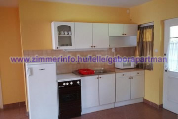 appartement gábor - balatonlelle, Hause ideen